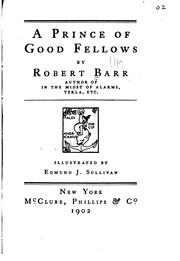 Cover of: A Prince of Good Fellows | Robert Barr