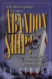 Cover of: Abandon Ship