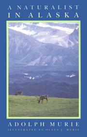 Cover of: A naturalist in Alaska