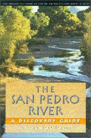 Cover of: San Pedro River | Roseann Beggy Hanson