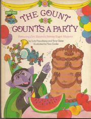 Cover of: The count counts a party