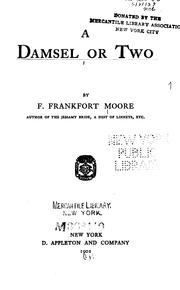 Cover of: Damsel Or Two