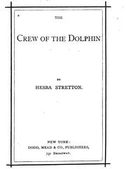 Cover of: The Crew of the Dolphin