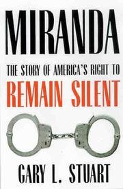 Cover of: Miranda