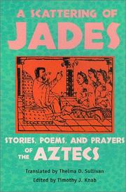Cover of: A Scattering of Jades