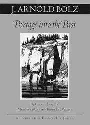 Cover of: Portage into the past