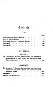 Cover of: Dr. Livingstone