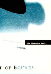 Cover of: The cinematic body
