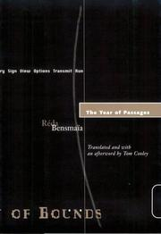 Cover of: The year of passages