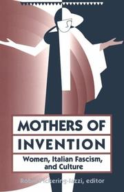 Cover of: Mothers of invention |