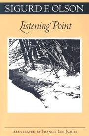 Cover of: Listening point