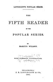 Cover of: The Fifth Reader of the Popular Series