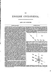 Cover of: The English Cyclopaedia