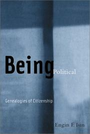Cover of: Being Political