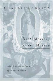 Cover of: Deep Mexico, silent Mexico