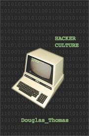 Cover of: Hacker Culture