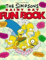 Cover of: The Simpsons Rainy Day Fun Book