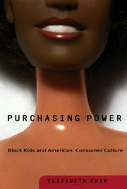 Cover of: Purchasing Power | Elizabeth Chin