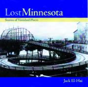 Cover of: Lost Minnesota
