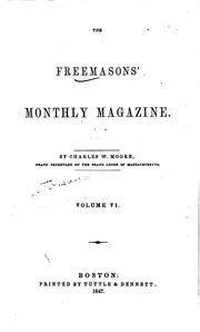 Cover of: The Freemasons