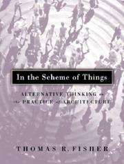 Cover of: In the scheme of things
