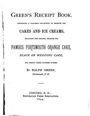 Cover of: Green