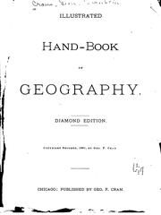 Cover of: Illustrated Handbook of Geography