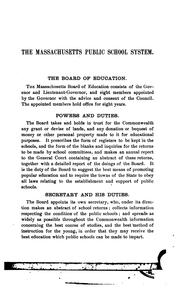 Cover of: History of American Education Pamphlets