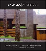 Cover of: Salmela architect