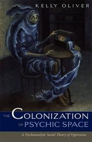 Cover of: The colonization of psychic space