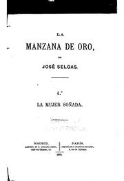 Cover of: La manzana de oro: Novela original