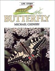 Cover of: Butterfly | Michael Chinery