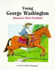 Cover of: Young George Washington | Janet Woods