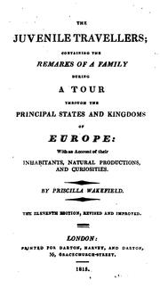 Cover of: The juvenile travellers
