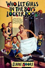 Cover of: Who let girls in the boys' locker room?