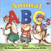 Cover of: Animal ABCs