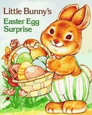 Cover of: Little Bunny's Easter egg surprise