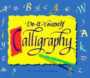 Cover of: Do-It Yourself Calligraphy