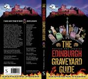 Cover of: The Edinburgh graveyard guide