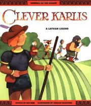 Cover of: Clever Karlis | Mike.