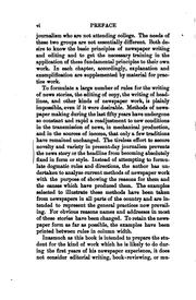 Newspaper writing and editing by Willard Grosvenor Bleyer