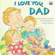 Cover of: I love you, Dad