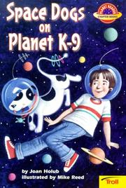 Cover of: Space dogs on planet K-9