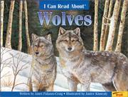 Cover of: I Can Read About Wolves | Palazzo-Craig