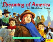 Cover of: Dreaming of America | Eve Bunting