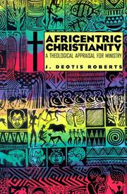 Cover of: Africentric Christianity