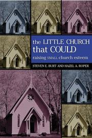 Cover of: The Little Church That Could | Steven E. Burt