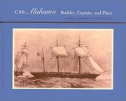 Cover of: CSS Alabama