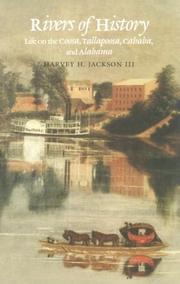 Cover of: Rivers of history | Harvey H. Jackson