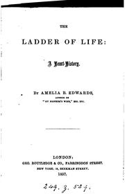 Cover of: The ladder of life |